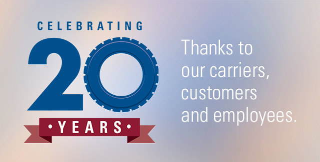 W.I.S. Logistics Celebrating 20 Years